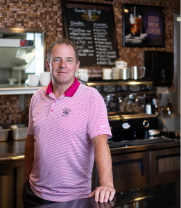 Don Little of Black Mountain Coffee Company